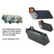 Akku 12V/2000 mAh Ni-CD f. Gardena AP12