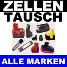 Akkuaufbereitung / Zellentausch 19,2V - 36V (nur Einbau)