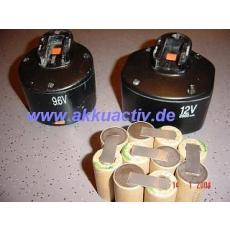 Akkupack 12V für Fein Werkzeugakkus 926 04 058 029