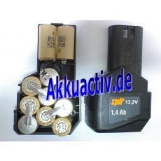 Akkupack 13,2V für Kress / Split Werkzeugakkus