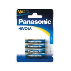 Panasonic LR03 EVOIA AAA Micro 4-er Blister