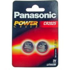 Panasonic Lithium CR2025/2BL