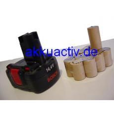Akkupack 14,4V für Bosch O Pack