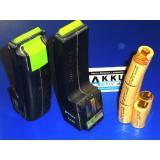 Akkupack 9,6V für Festo CDD Serie Werkzeugakkus