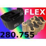 Akkupack 14,4V für Flex Werkzeugakkus FLEX - 280755