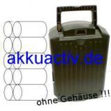 AKKUPACK 24V10 Ah Sanyo FÜR ELEKTRO - FAHRRAD Yamaha Easy